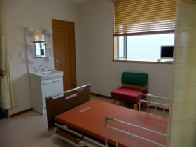 婦人科小手術に対応可能な安静室